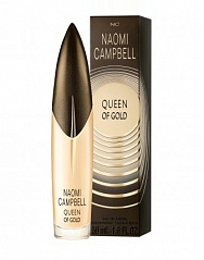 Naomi Campbell - Queen of Gold