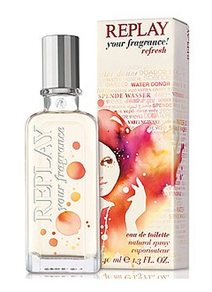 Replay - Your Fragrance! Refresh for Her
